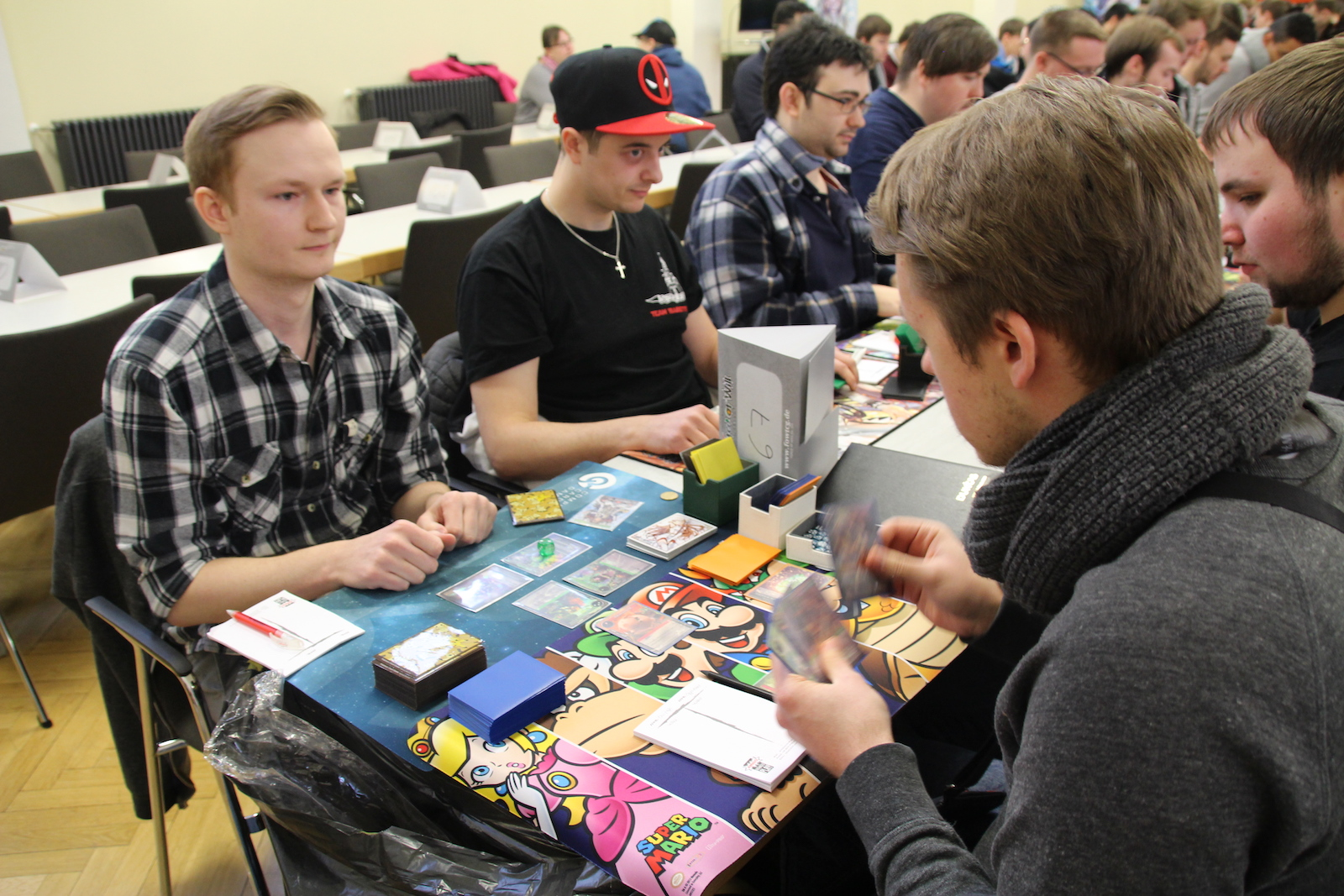Quick Questions beim Force of Will Grand Prix in Berlin