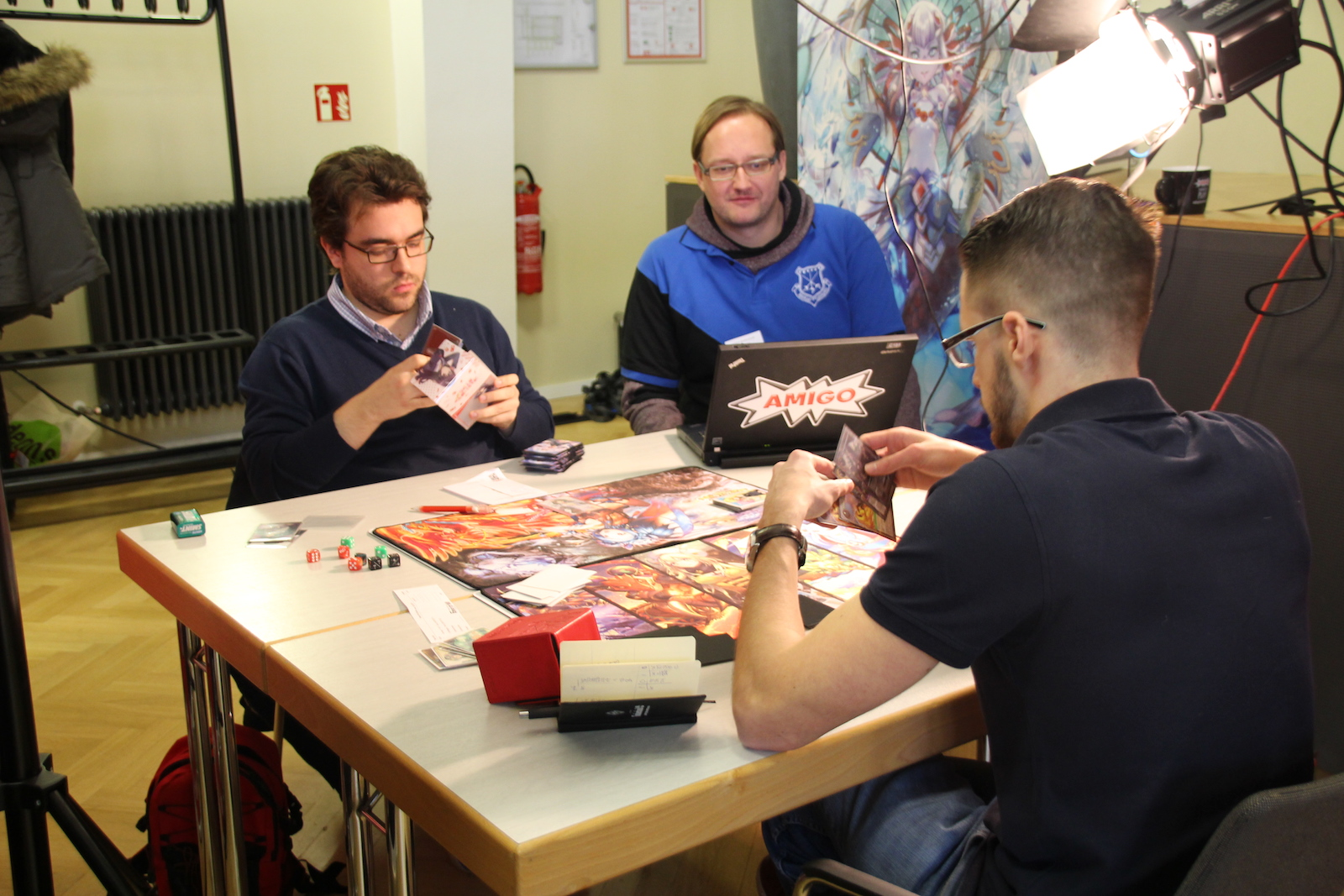 Force of Will Grand Prix Berlin
