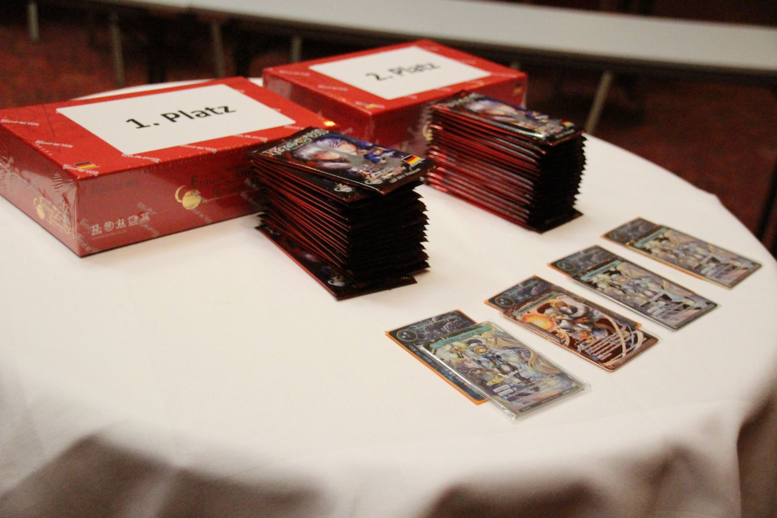Force of Will Grand Prix Wien Preise