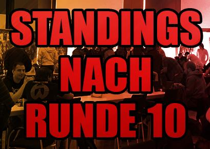 Standings nach Runde 10: Sealed Pack