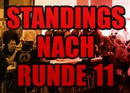 Standings nach Runde 11: Sealed Pack%>