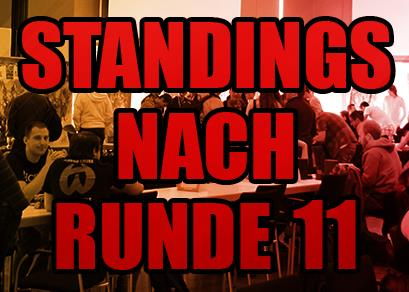Standings nach Runde 11: Sealed Pack