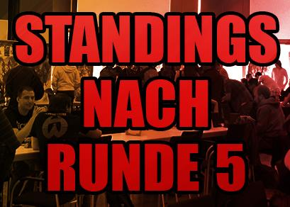 Standings nach Runde 5: Vingolf 1 Draft
