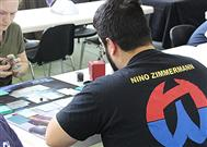 Interview und Deck Feature mit Nino Zimmermann%>