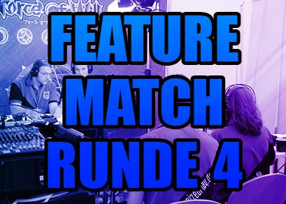Video: Feature Match Runde 4