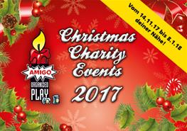 Christmas Charity Events 2017