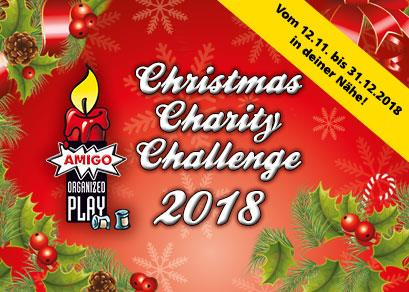 Christmas Charity Events 2018