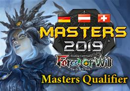 MASTERS 18/19: Qualifier