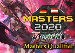 MASTERS 19/20: Qualifier