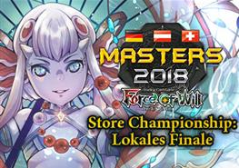 MASTERS Store Championships 17/18: Lokales Finale