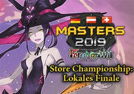 MASTERS Store Championships 18/19: Lokales Finale