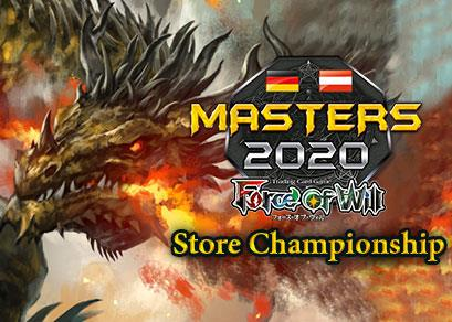 MASTERS Store Championships 19/20