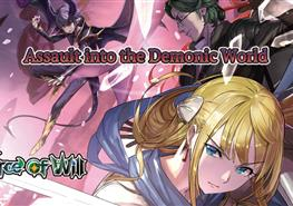 Evento de Presentación: Assault into the Demonic World
