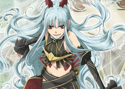 BLOQUE ALICIA - VINGOLF 2: VALKYRIA CHRONICLES