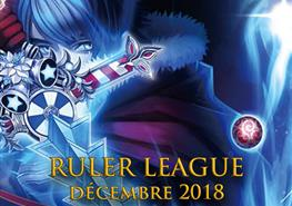Ruler League Décembre 2018