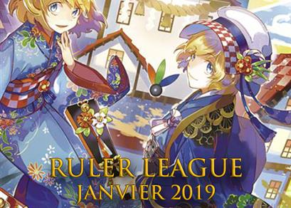 Ruler League Janvier 2019