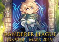 Wanderer League Janvier - Mars 2019%>