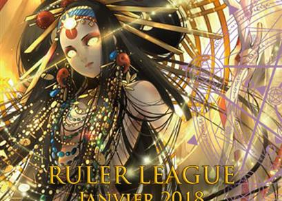 Ruler League Janvier 2018