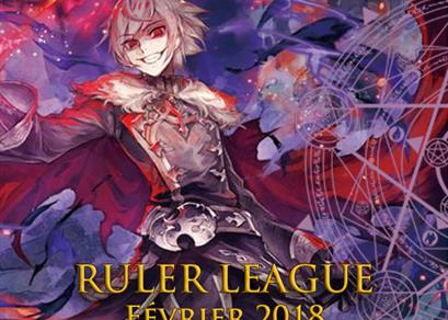 Ruler League Février 2018
