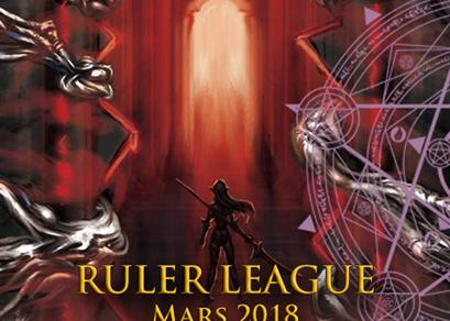 Ruler League Mars 2018