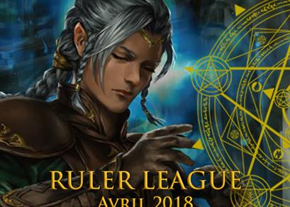 Ruler League Avril 2018