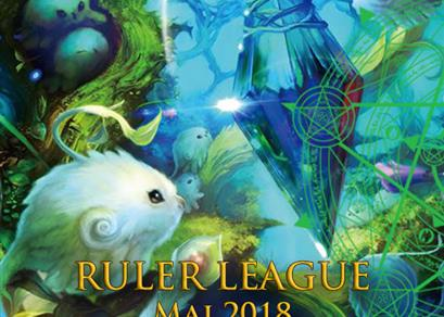 Ruler League Mai 2018