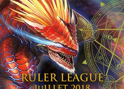 Ruler League Juillet 2018
