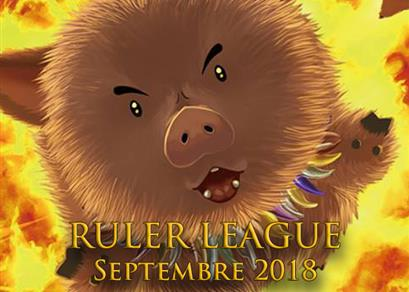 Ruler League Septembre 2018