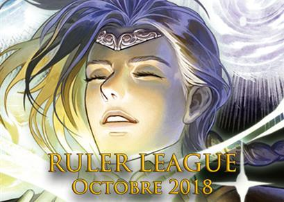Ruler League Octobre 2018