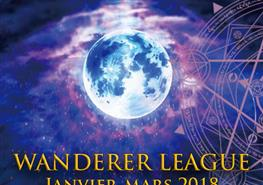 Wanderer League Janvier - Mars 2018