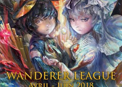 Wanderer League Avril - Juin 2018