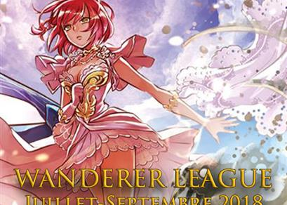 Wanderer League Juillet - Septembre 2018