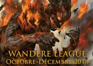 Wanderer League Octobre - Décembre 2018%>