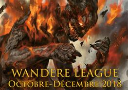 Wanderer League Octobre - Décembre 2018