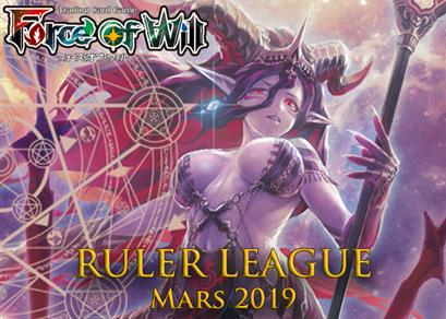 Ruler League Mars 2019