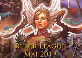 Ruler League Mai 2019