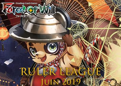Ruler League Juin 2019