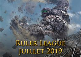 Ruler League Juillet 2019