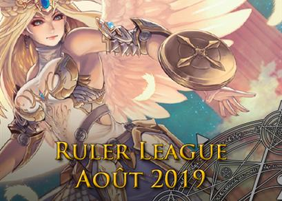 Ruler League Août 2019
