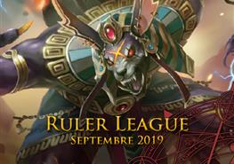 Ruler League Septembre 2019