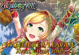 Wanderer League Avril - Juin 2019